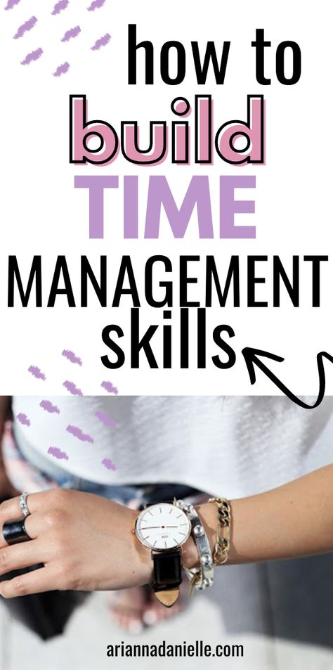 Time Management Skills + Tips & Why Time Management is Important (Grad School, Student Life)