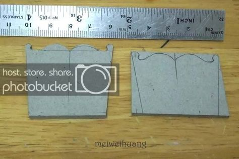 Free Tutorial – How to Make A Dollhouse Cradle