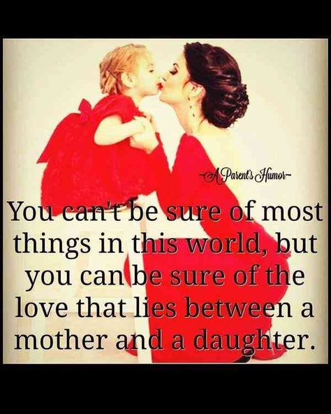 A bond that cannot be broken. #daughter #daughter-memes #funny-memes #daughter-quotes