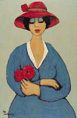 Art by Pieter van der Westhuizen, South African artist. From Google images search