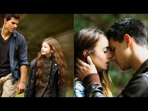 The Twilight 6 Saga: Midnight Sun - Trailer (Renesmee and Jacob) - YouTube