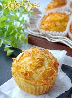 Muffin Tape Eggless Resep Makanan Resep Masakan Makanan
