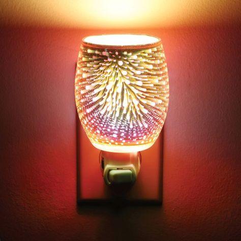 Stargazer Infinity Glass Nightlight