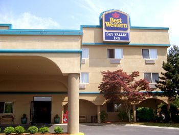 Best Western Sky Valley Inn In Monroe Wa Hotels Staying Snohomish County Pinterest Westerns And Resorts