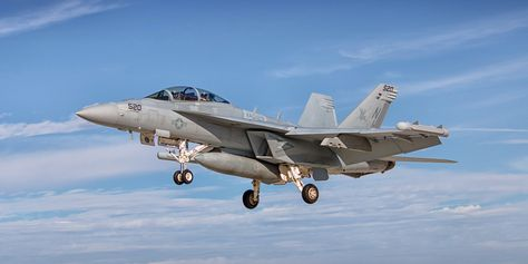 boeing A Boeing EA-18G Growler, from...