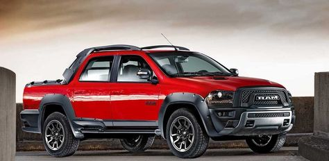 2018 Dodge Dakota Truck Concept Redesign And Review