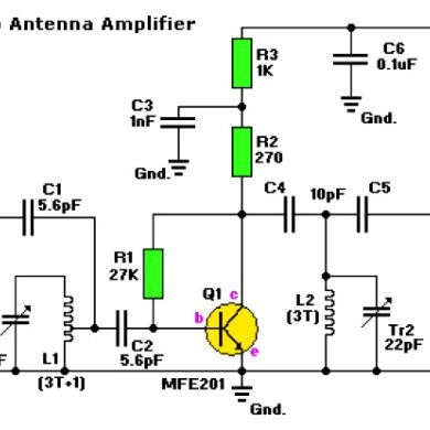 Incredible Fm Radio Active Antenna Amplifier Circuit Electronic In 2019 Fm Wiring Digital Resources Funapmognl