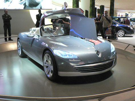 2006 Renault Nepta Concept Concept Prototype Film Vehicles