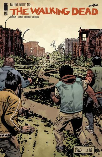 Read & download The Walking Dead #188 for Free  PDF, ePub