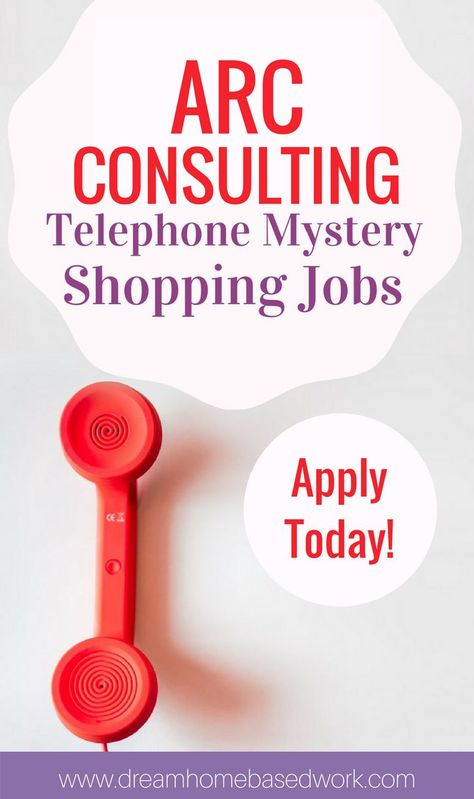 ARC Consulting A Place To Find Worldwide Telephone Mystery Shopping