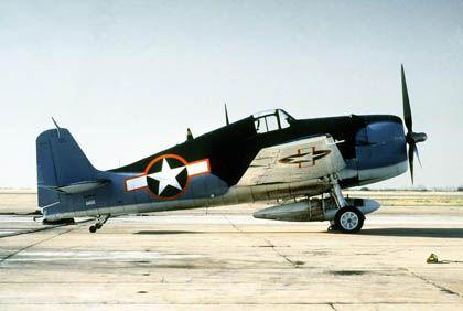 Grumman F6F Hellcat ~ BFD