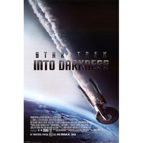 Into Darkness Domestic Poster