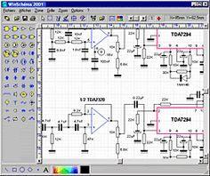 Programas De Diseno Electronico Y Simulacion Simuladores De Circuitos Yoreparo Diseno Electronico Diseno De Circuitos Electronica