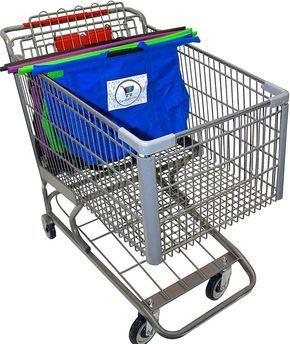 The Original Cartbagz Shopping Cart Trolley Bags Sized For Usa