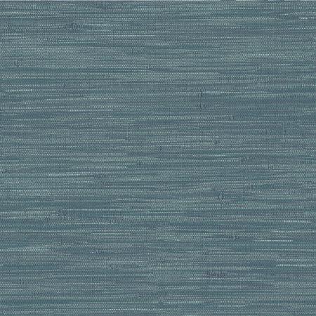 Nuwallpaper Steel Blue Grassweave Raised Ink Peel Stick Wallpaper Walmart Com In 2021 Peel And Stick Wallpaper Nuwallpaper Grasscloth Wallpaper