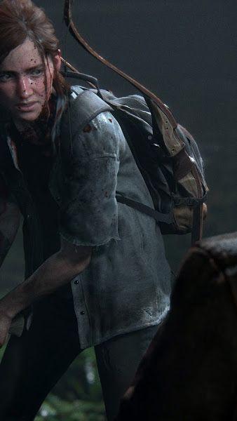 The Last Of Us Part 2 Ellie 4k 3840x2160 Wallpaper The Last Of Us The Last Of Us2 Fear The Walking