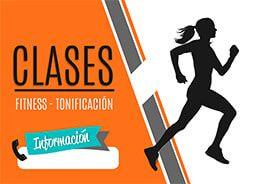 Clases De Fitness Tonificación Y Mantenimiento Entrenadorpersonal Gym Gimnasia Fitness Cartel Entrenador Personal