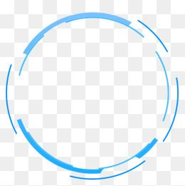 Blue Simple Circle Border Texture Circle Clipart Blue Simple Png Transparent Clipart Image And Psd File For Free Download Circle Borders Circle Clipart Simple Background Images