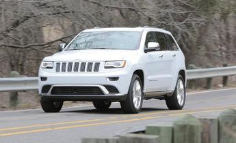 2014 Jeep Grand Cherokee Ecodiesel V 6 Jeep Grand Cherokee 2014