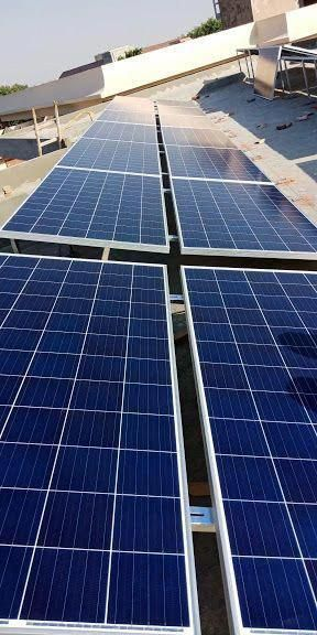 10kw Solar On Grid Solution Y Block Phase 3 Dha Lahore Using Goodwe And Trina Solar Solarpanels Solarenerg In 2020 Best Solar Panels Solar Panels Solar Energy Panels