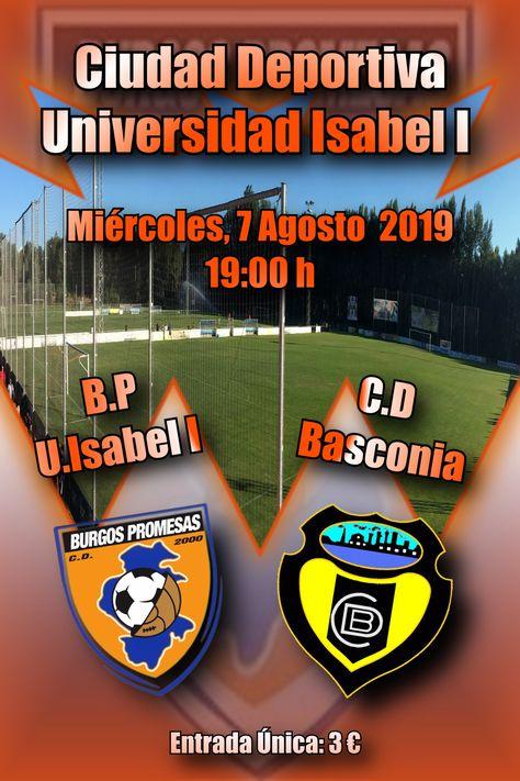 BP U.Isabel I - CD Basconia