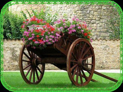Art Floral Et Paysager Le Jardin De Jean Marie Carrinho De