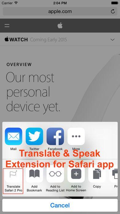 114c753d3cd904545bf960eebf83425b - How Do I Get Safari To Translate A Page