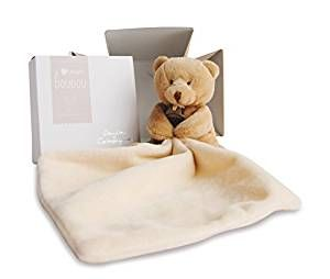 Kiyi-Gift Baby Comforter Toy Cute Soft Rabbit Head Plush Toys with Infant//Baby Soft Appease Towel