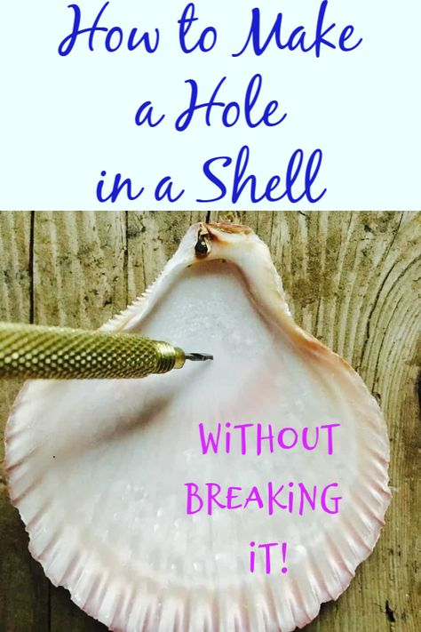 Fun crafts and other diy projects you can make for decorations around the house or projects with the kids. Sea Crafts, Nature Crafts, Crafts To Make, Beach Rocks Crafts, Seashell Projects, Driftwood Crafts, Crafts With Seashells, Seashell Crafts Kids, Driftwood Mobile