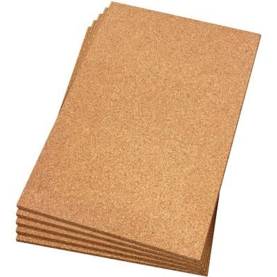 Qep 150 Sq Ft 2 Ft X 3 Ft X 1 2 In Cork Underlayment Sheets 25 Pack 72001q Cork Underlayment Home Depot Heating Systems