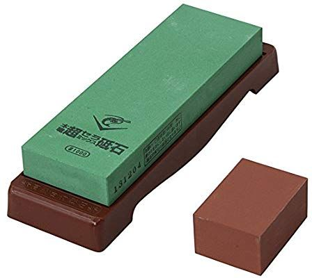 1 000 Grit Super Ceramic Water Stone With A Base Japan Import Amazon Com In 2020 Stone Sharpening Stone Ceramics
