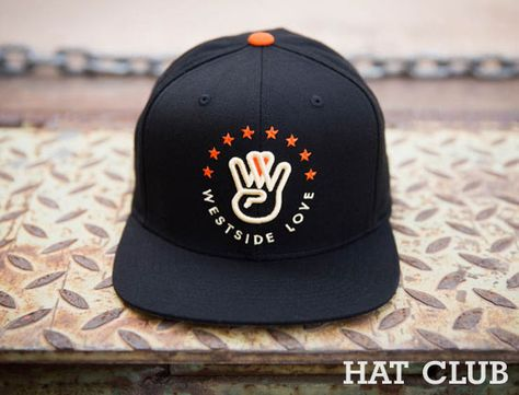 Exclusive Westside Love Snapback Cap By Product Etc X Hat Club Snapback Cap Snapback Hats