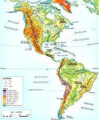 Resultado De Imagen Para Mapa Del Relieve De America Map World Map Map Screenshot