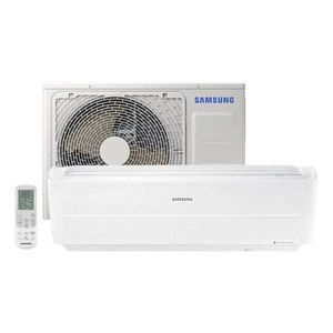Ar Condicionado Split Inverter Samsung Wind Free 12000 Btus Quente