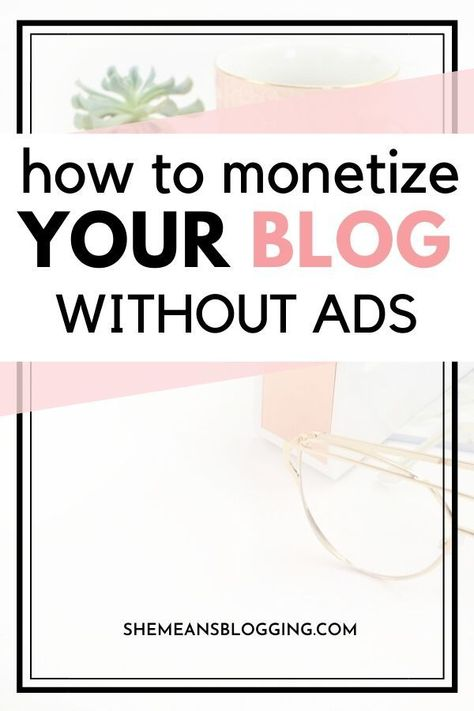 How To Make Money On Website Without Ads
