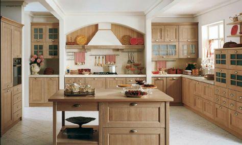 1001 Ideas De Cocinas Rusticas Calidas Y Con Encanto Con