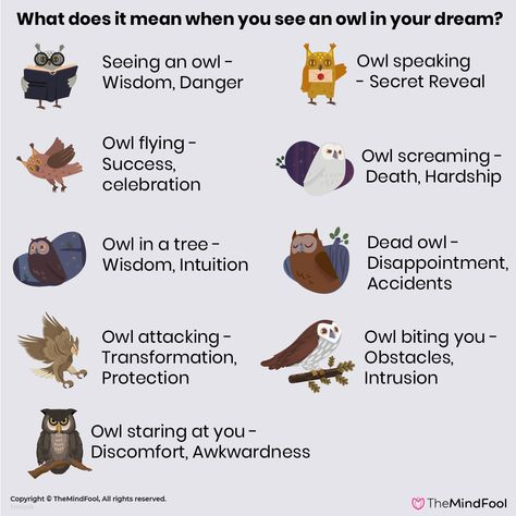 When owls fly into your dreams, your owl spirit animal is maybe playing the role of a messenger and trying to guide you for future events or warn you against threats that you must pay attention to. #owlindreams #dreammeaning #dreams #dreaminterpretation #art #dream #dreaming #dreamsymbols #dreammeanings #astralprojection #astraltravel #luciddreaming #consciousness #dreamwork #happiness #peoplecreatives #sleep #mystyle #photooftheday #rememberyourdreams #dreammaker #collectiveconsciousness