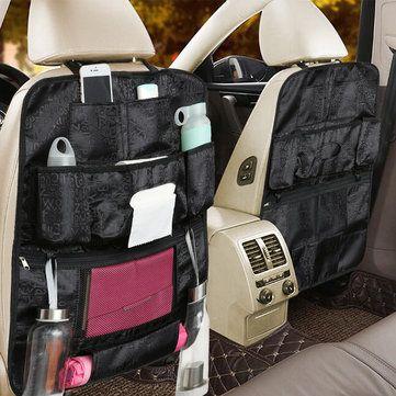 Car Storage Bag >> Multifunction Car Accessory Seat Hanging Bag Car Storage Bag