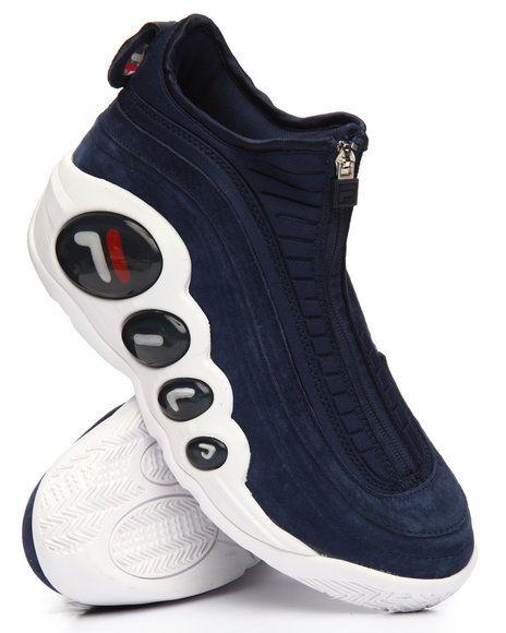 Fila Bubbles Zip Sneakers   Men's Footwear in 2019