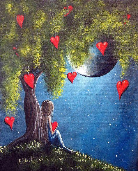 """Under the Tree of New Beginnings"""