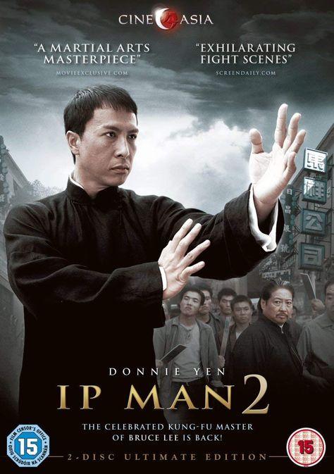 Ip Man 2 Legend Of The Grandmaster Review Ip Man Ip Man Movie Donnie Yen Ip Man
