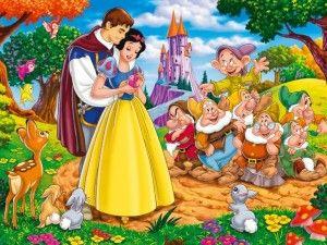 Imagenes Del Cuento De Blancanieves Y Los 7 Enanitos Blancanieves Y Los Siete Enanitos Blancanieves Imagenes Blancanieves De Disney