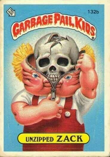 Pin By Kayleen Diane On Garbage Pail Kids Garbage Pail Kids Cards Garbage Pail Kids Pail
