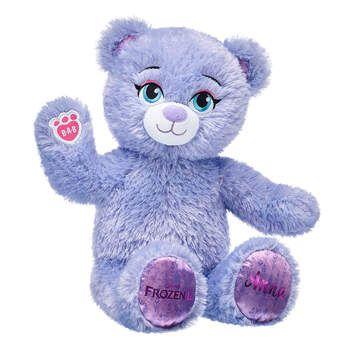 Disney Frozen 2 Anna Inspired Bear Build A Bear Bear Toy