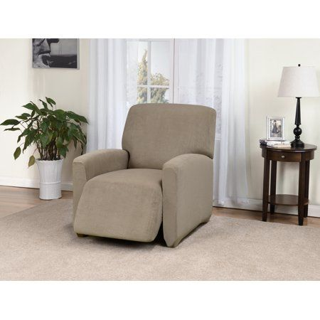 Home Recliner Slipcover Slipcovers Slipcovers For Chairs