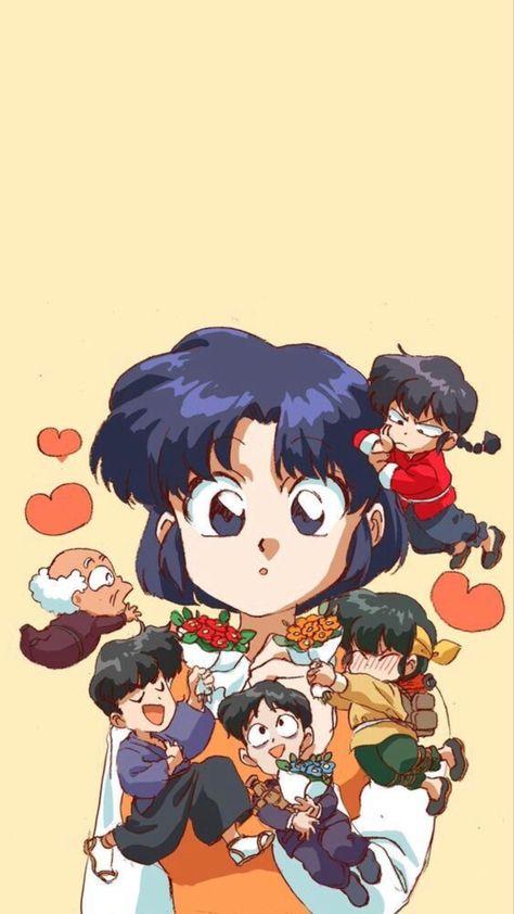 Akane Tendo Lovers