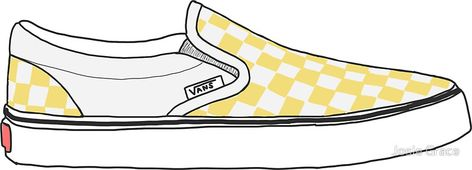 32b63565f13b0a List of Pinterest vang shoes checkered yellow images   vang shoes ...