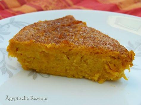 Ägyptisches Rezept für Süßkartoffeln aus dem Ofen- Süßkartoffelauflauf aus Ägypten