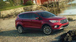 2019 Ford Kuga Review 2019 Ford Kuga Review Interior Redesign