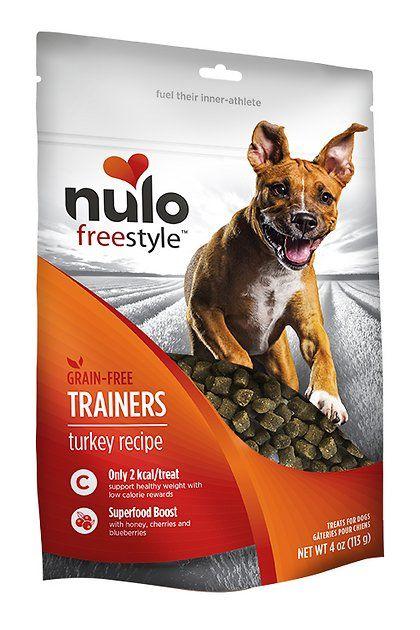 Buy Nulo Freestyle Grain Free Turkey Recipe Dog Training Treats 4